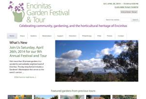 Encinitas Garden Festival and Tour