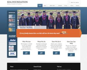 SDAF screenshot